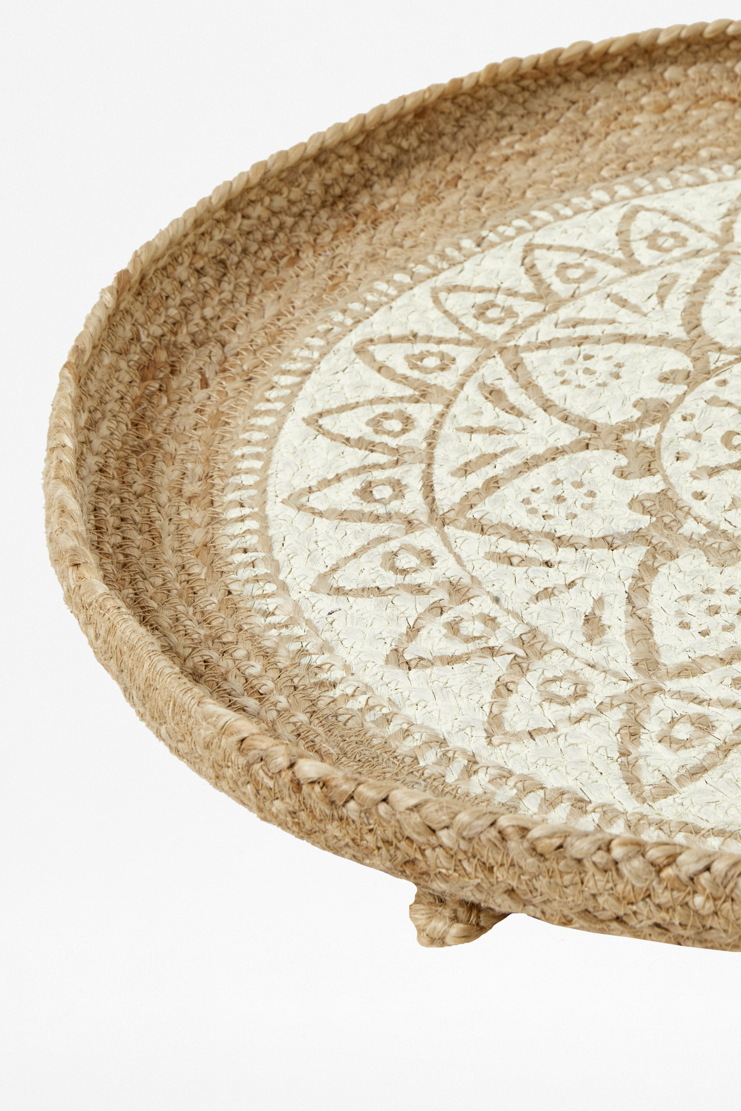 Mandala Large Wall Basket Collection French Connection