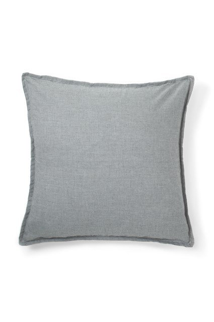 Fine check Cushion