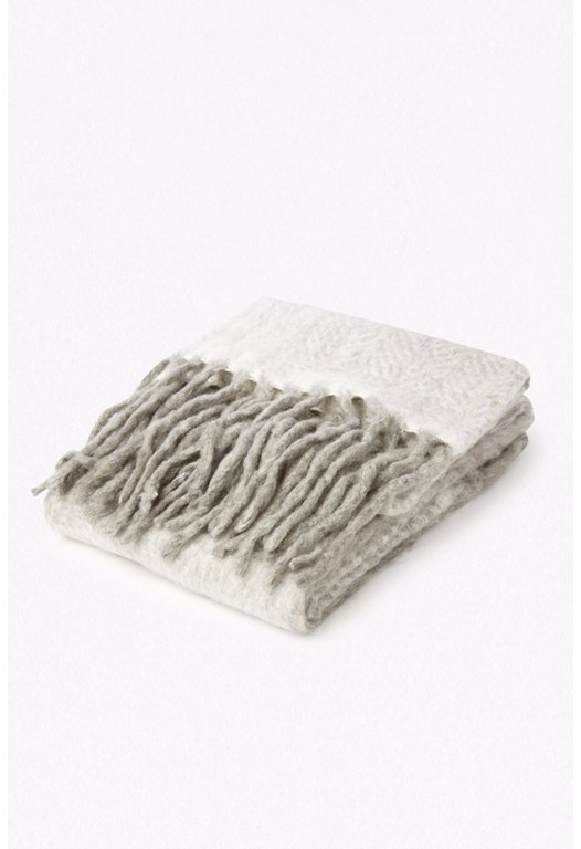 Super Soft Fringe Blanket / Throw