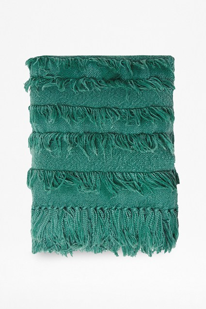 Sea Turquoise Throw