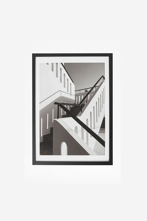 Complete the Look Framed Stairway Print 30X40