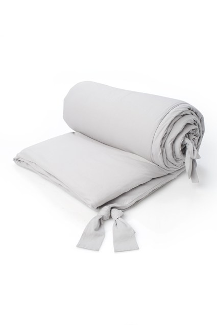 Tied Edges Duvet Cover