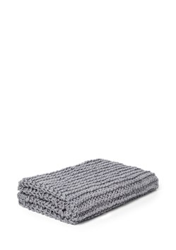 Soft Knitted Wool Throw
