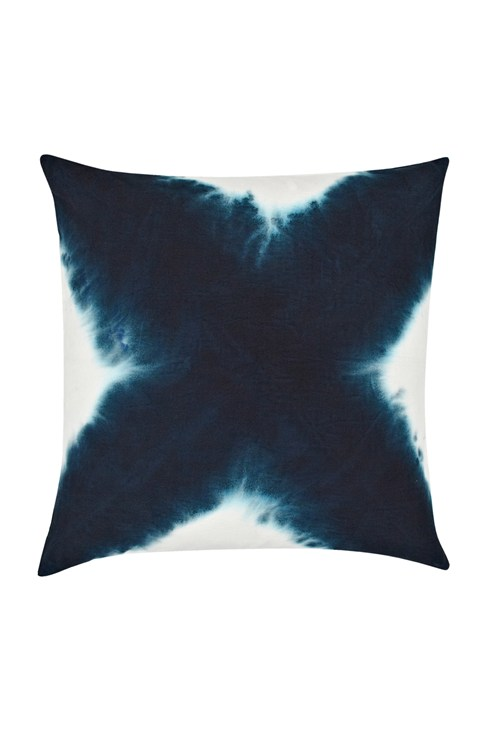 Cotton X Square Cushion