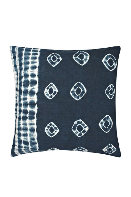Cotton Blue Guy Cushion