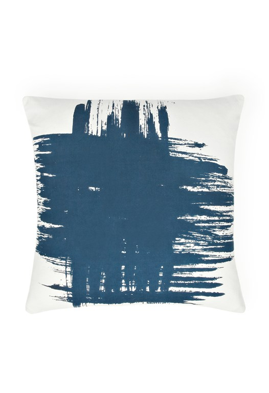 Paint Stroke Cotton Cushion