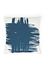 Looks Great With Paint Stroke Cotton Cushion