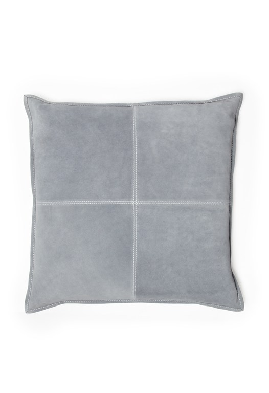 Suede Square Cushion