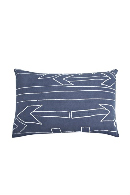Linen Printed Cushion