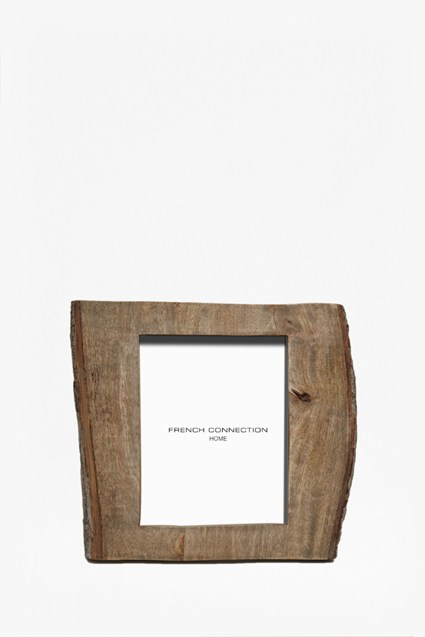 Large Live Edge Picture Frame