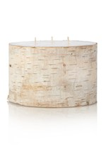 Looks Great With Triple Wick Pillar Birch Candle