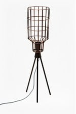 Looks Great With Caged Bird Table Lamp