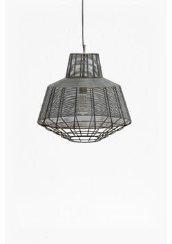 Wovenised Pendant Light