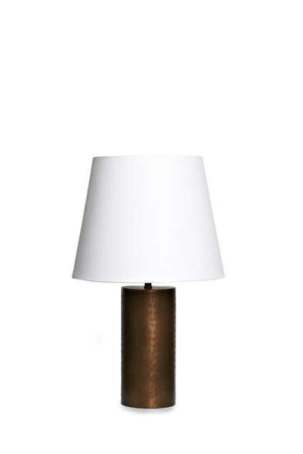 Cylindrical Bout Lamp