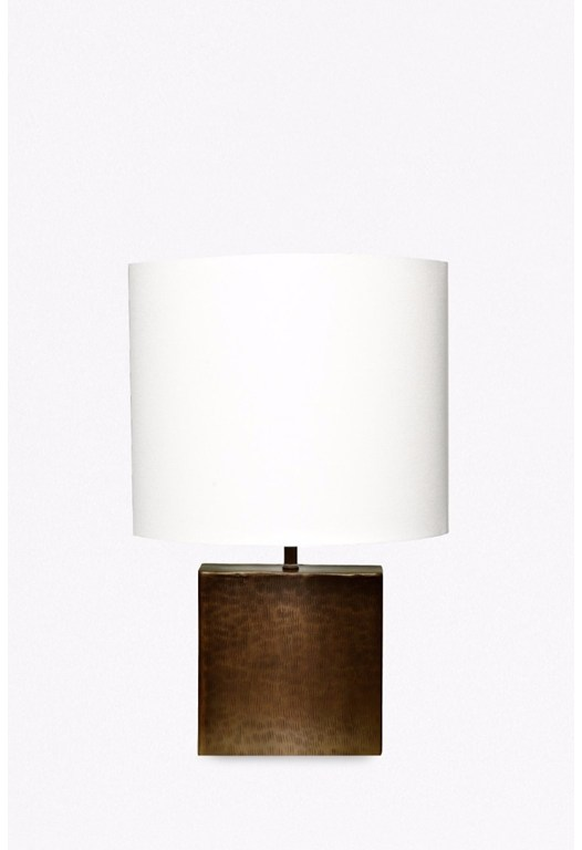 Rectangular Bout Lamp