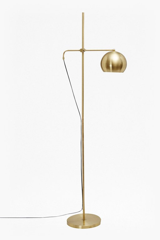Complete the Look Spun Done Floor Lamp