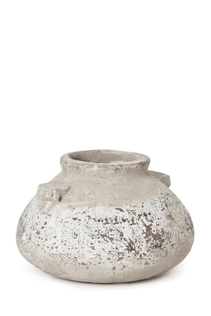 Small Distressed Pot