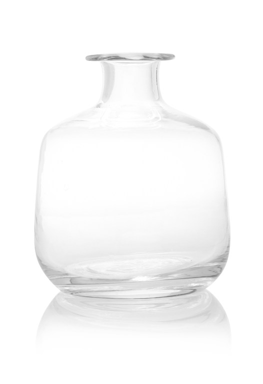 Clear Mini Glass Vase