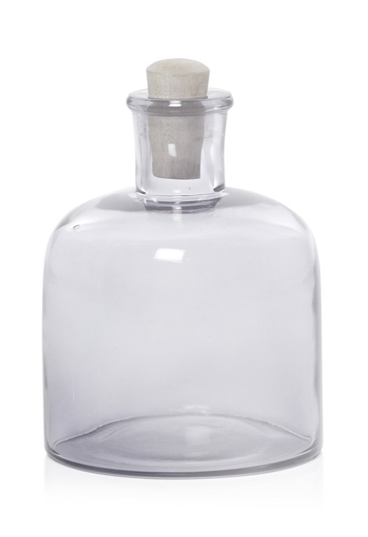 Small Glass Bottle With Stopper