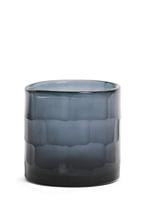 Honeycomb Glass Votive