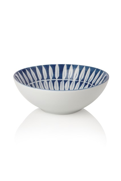 Tabletop Leaf Ceramics Bowl