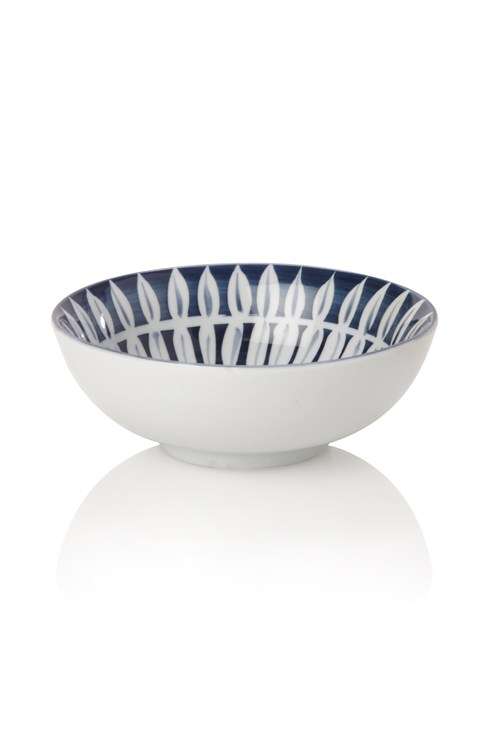 Tabletop Leaf Ceramics Soup Bowl