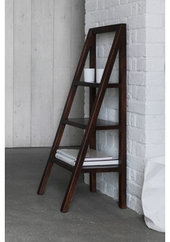 Sheesham Ladder Shelving