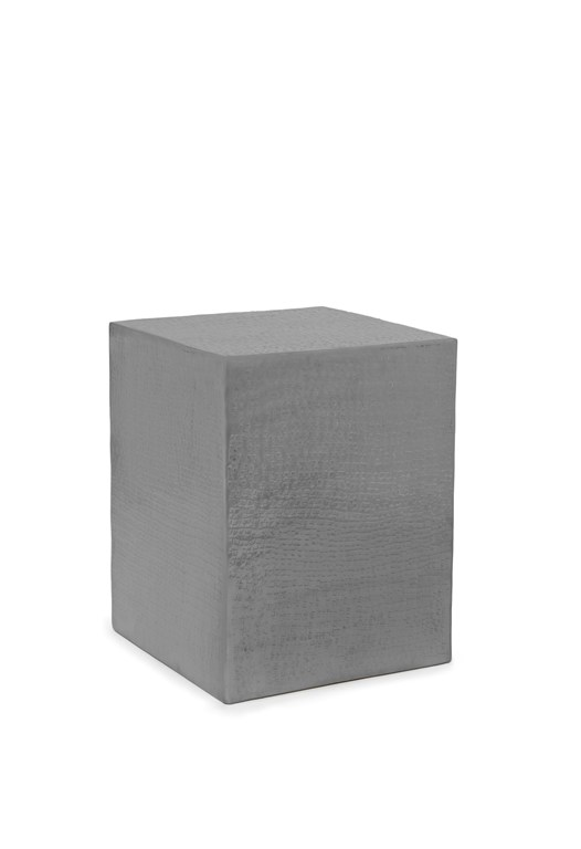 Solid Cube Table