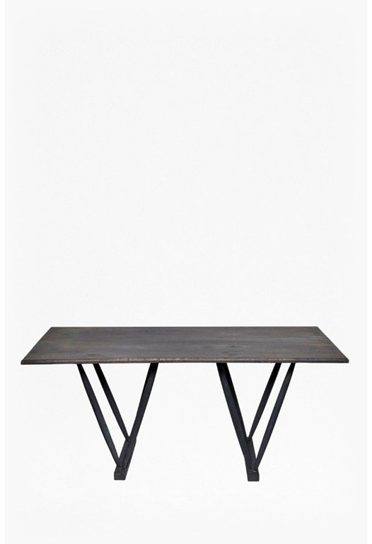 Veyed Console Table