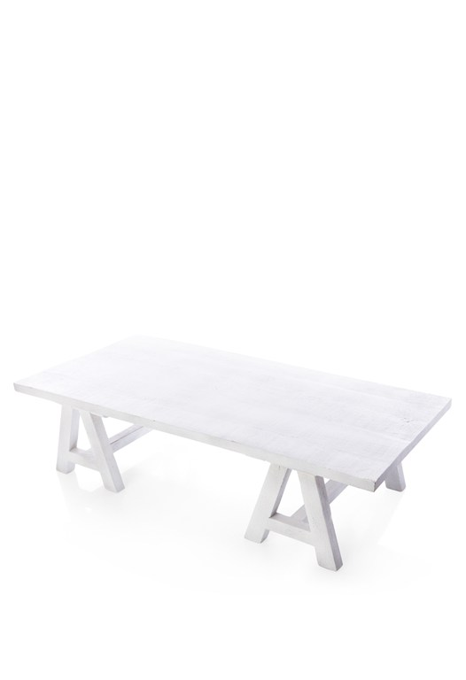 Mango Trestle Coffee Table