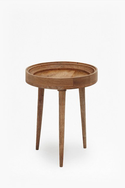 Chunky Tray Side Table