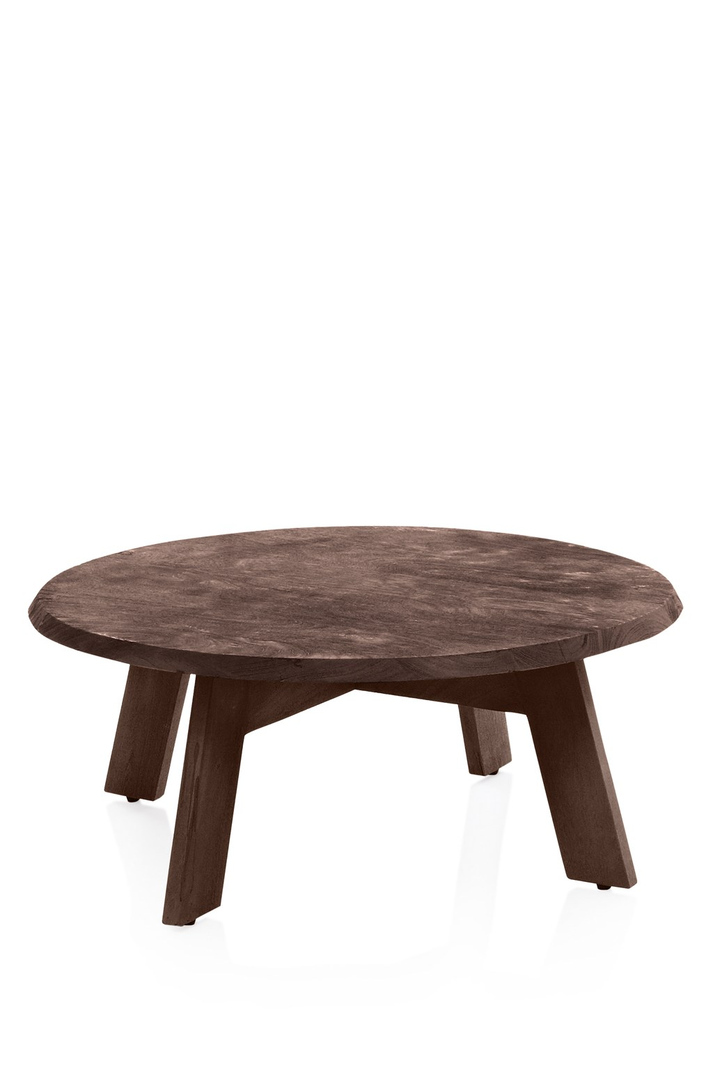 dark wood coffee table home old season french connection