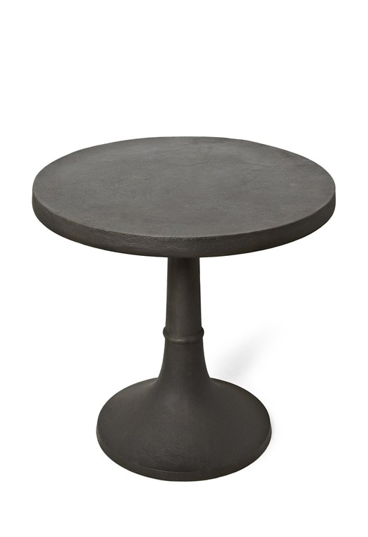 Gunmetal Table