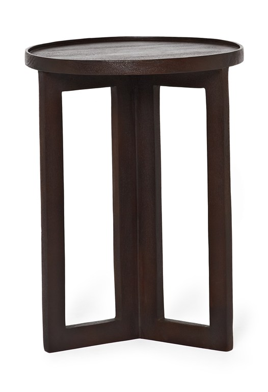 Large Lipped Side Table