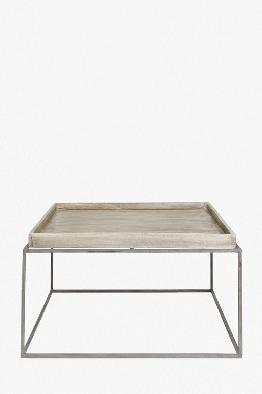 Complete the Look Small Tray Coffee Table
