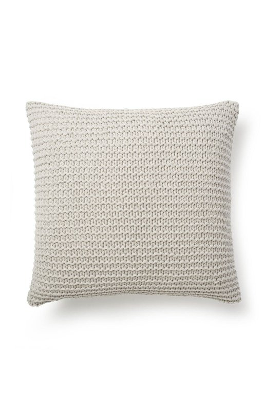 Complete the Look Chunky Knit Cushion