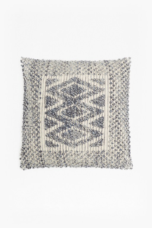 Complete the Look Indigo Aztec Cushion