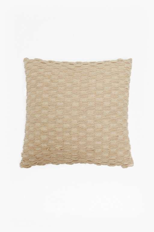 Complete the Look Waffle Stitch Cushion