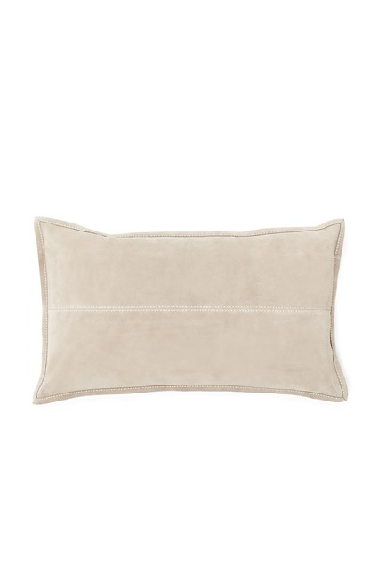 Suede Rectangular Cushion