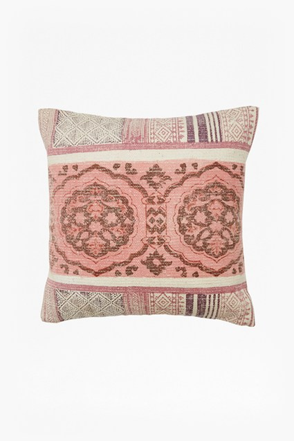 Pink Carpet Cushion
