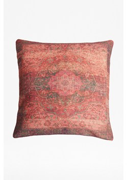 Recycled Crimson Cassis Cushion