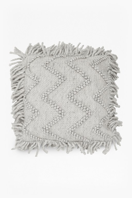 quartz fringe cushion