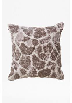 Giraffe Print Cushion