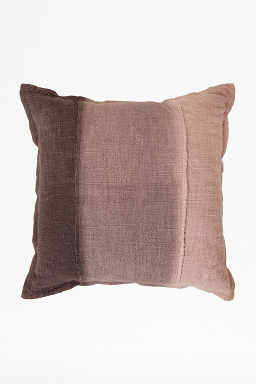 sundown ombre cushion