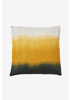 Carbon Dawn Dip Dye Cushion