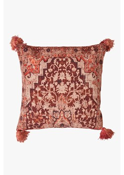 Spiced Bloom Cushion