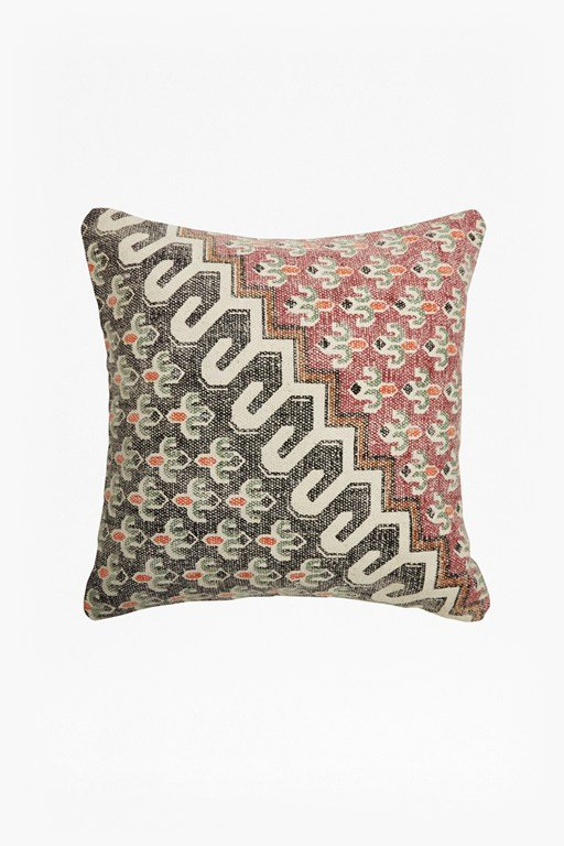 Complete the Look Poppy Field Cushion