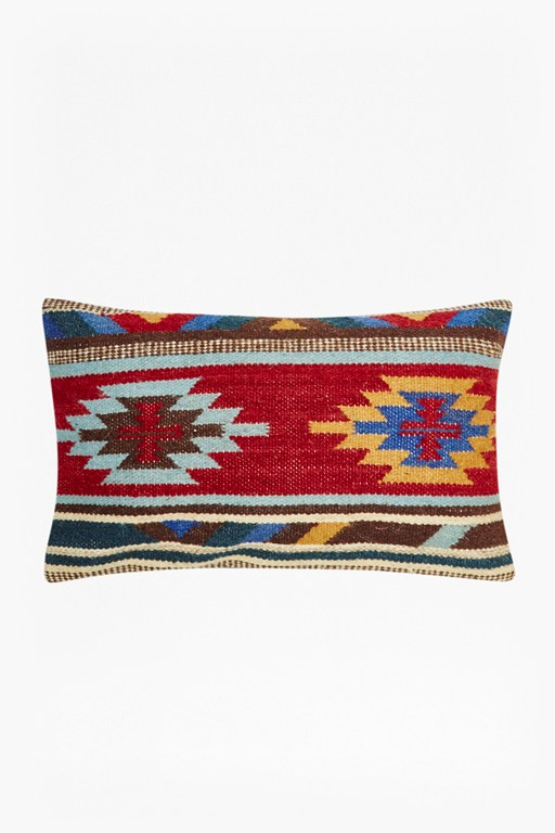 Complete the Look Tribal Cushion