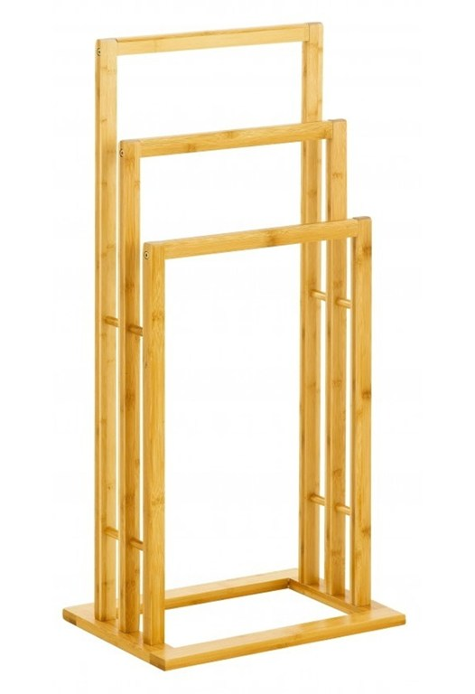 Towel Rack Bamboo