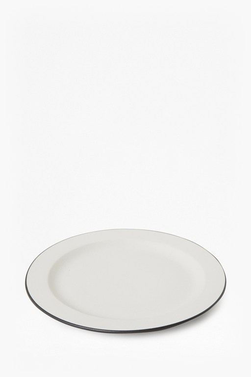 Complete the Look Metro Dinner Plate